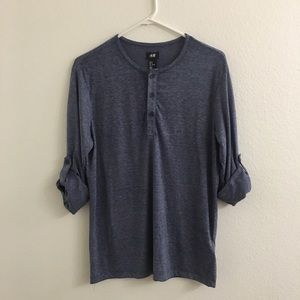 H&M New gray t-shirt